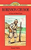 img - for Robinson Crusoe book / textbook / text book