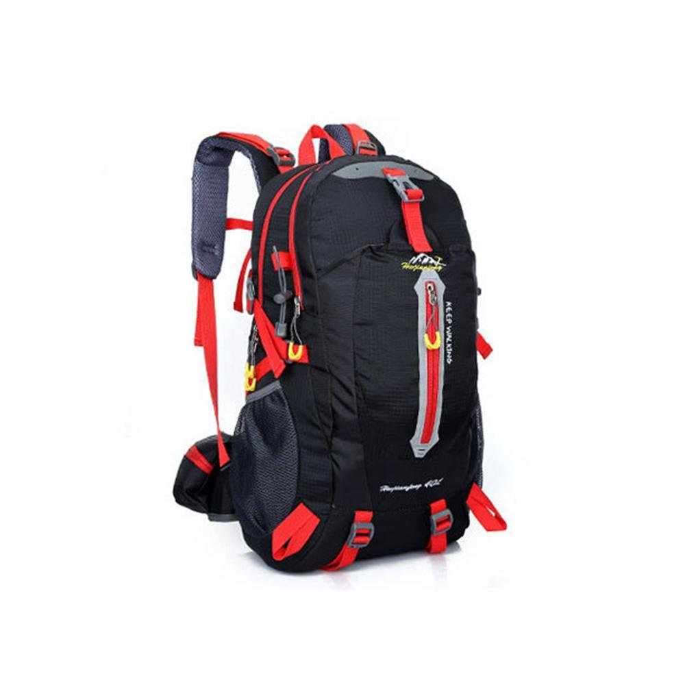 Bolso de la mochila del bolso del hombro del recorrido del morral del montar a caballo del bolso del alpinismo , army green: Amazon.es: Deportes y aire ...