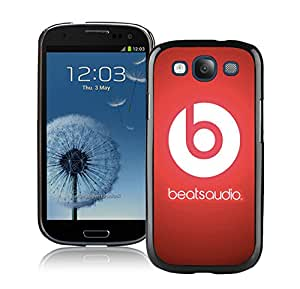 Fashionable And Beautiful Designed Case For Samsung Galaxy S3 I9300 With Beats by dr dre 13 Black Phone Case