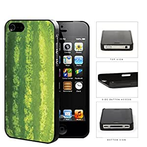 Watermelon Green Skin Hard Plastic Snap On Cell Phone Case Apple iPhone 4 4s