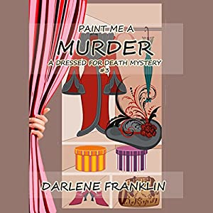 Paint Me a Murder Audiobook