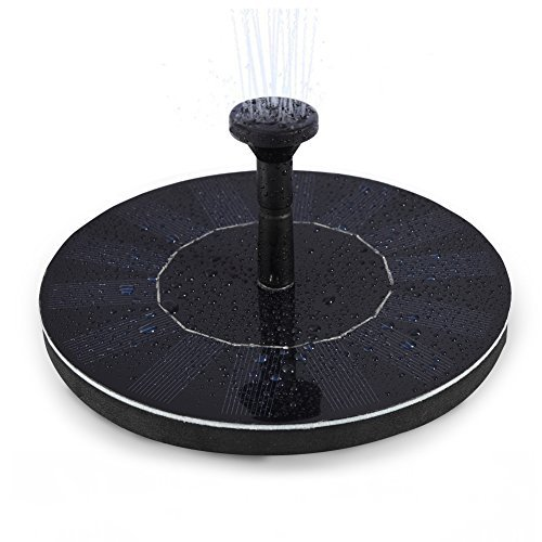 ledgle solar fountain pump