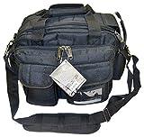 511 range bag - Explorer Tactical 12 Pistol Padded Gun and Gear Bag Black