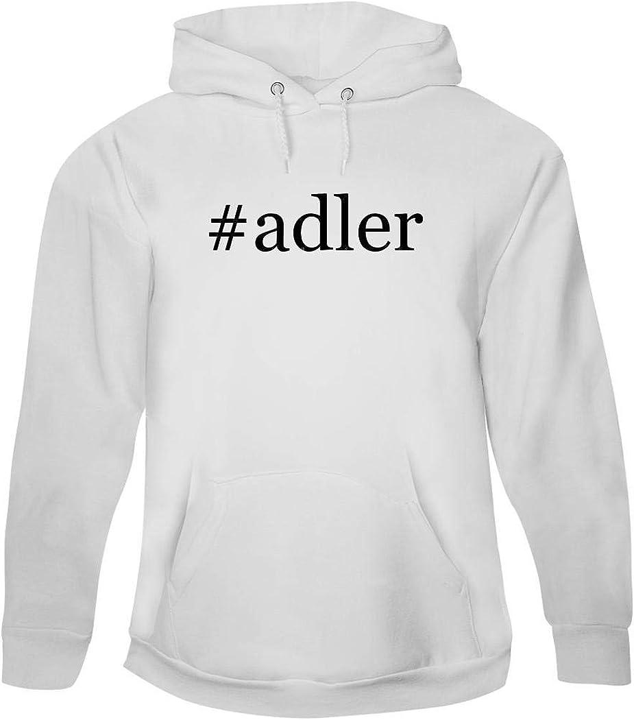 #Adler - Men's Hashtag Pullover Hoodie Sweatshirt