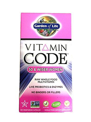 Vitamin Wiser Women Formula VegiCapsules