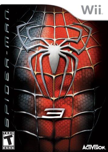 Foe Wii - Spider-Man 3 - Nintendo Wii