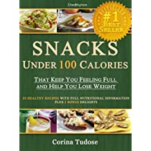 Slim Down Snacks Under 100 Calories That Keep You Feeling Full