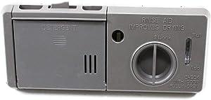 Whirlpool W11032769 Dishwasher Detergent Dispenser Assembly Genuine Original Equipment Manufacturer (OEM) Part