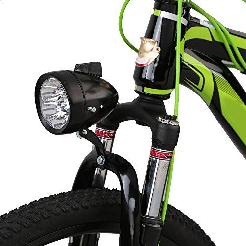 Front Fork Headlight - 2