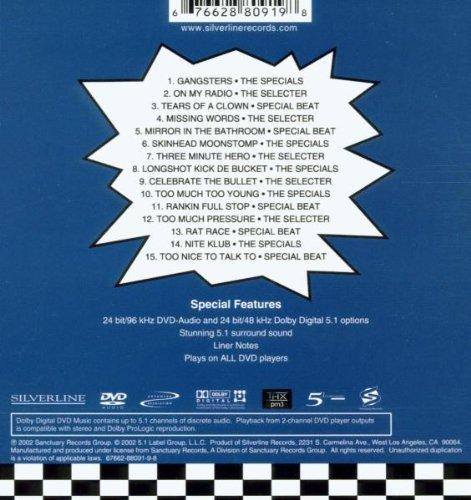 Ruder Than You: Best of British Ska-Live by Silverline (Image #1)
