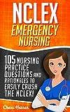 Best Saunders Nurse Practitioner Review Books - NCLEX Emergency Medications: 105 Nursing Practice Questions Review