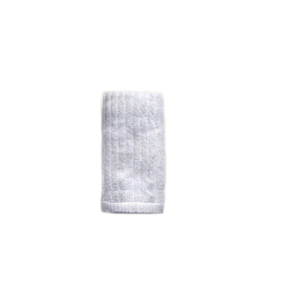 graccioza Spa toalla de Riviera, algodón, Blanco, Fingertip: Amazon.es: Hogar
