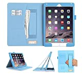 Best Leather Ipad Air 2 Cases - [Luxurious Protection] iPad Air 2 Case Cover, fyy Review