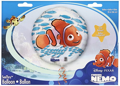 (Disney's Finding Nemo See Thru Fish)