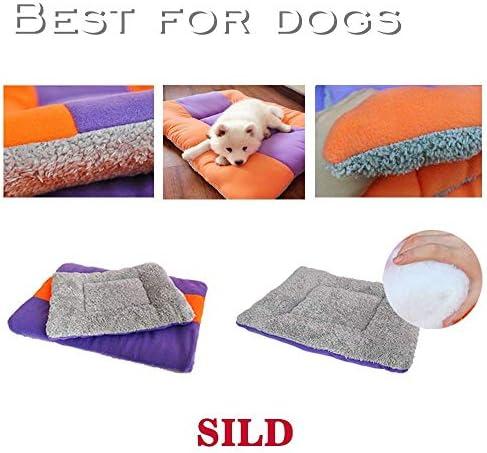 SILD Colchón para Perros Colchón para Mascotas Colchón Reversible ...