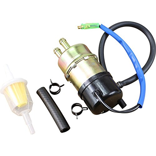 Brand New Fuel Pump fits 1988-2008 Kawasaki Mule 3000 3010 3020 2500 2510 2520 1000 Oem Fit FP498 Kawasaki Mule Dealer