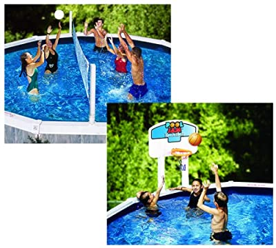 Swimline NT202 Pool Jam Combo Above Ground