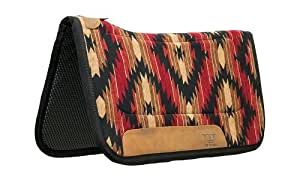 Weaver Leather Tacky-Tack All Purpose Contoured Saddle Pad, Sunset