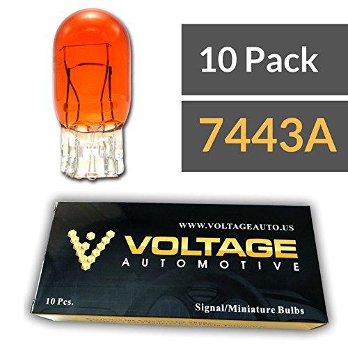 Индикаторы сигнала тормоза (10 Pack) 7443A