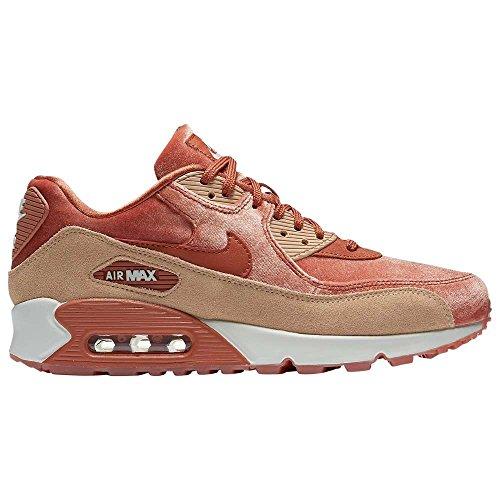 (ナイキ) Nike レディース ランニング?ウォーキング シューズ?靴 Air Max 90 LX Velvet [並行輸入品]