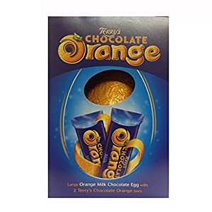 Terry S Dark Chocolate Orange Easter Egg