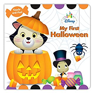 Book Cover: Disney Baby My First Halloween