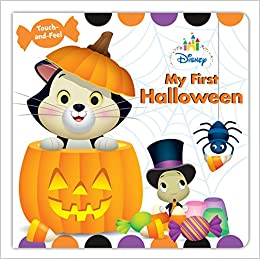 Disney Baby My First Halloween: Disney Book Group, Disney ...