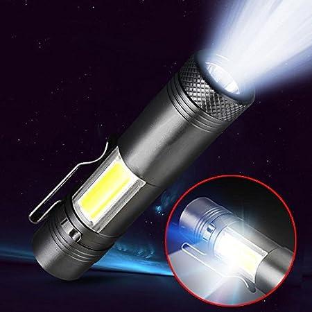 4 Pack Ultra Bright Mini LED Flashlight Tactical Flashlight 300 Lumen X.Store