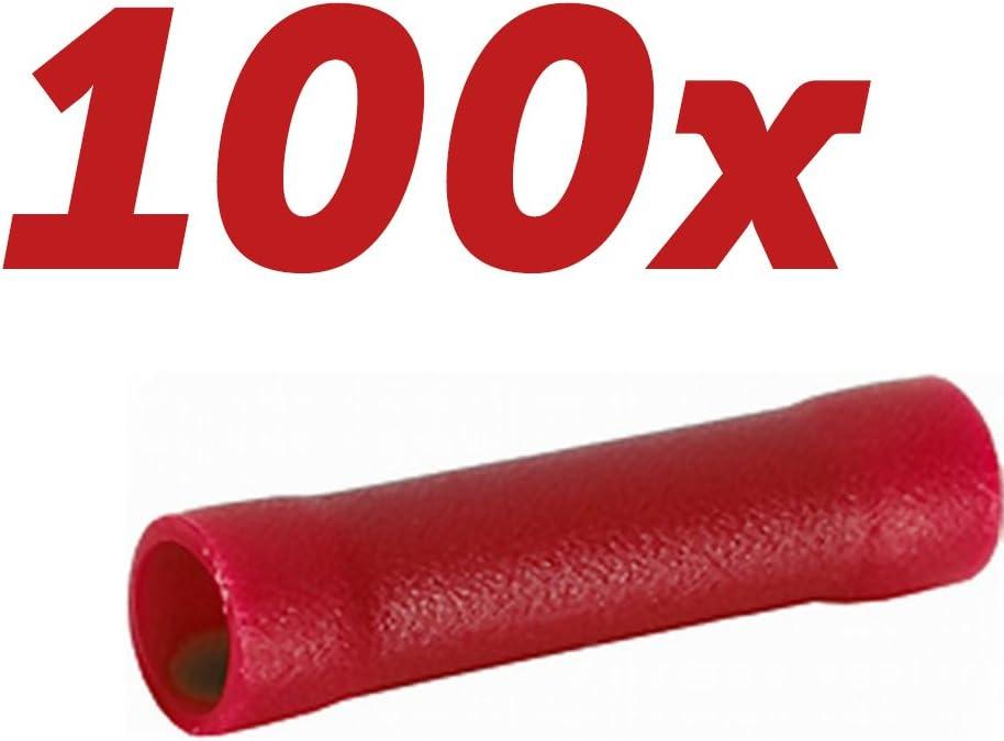 100x HELLA Original Leitungsverbinder 8KW 044 280-003