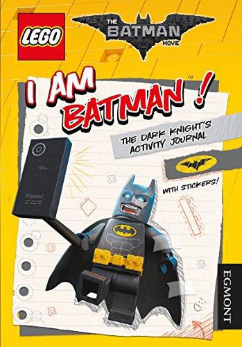 The Lego (R) Batman Movie: I Am Batman! the Dark Knight's Activity...