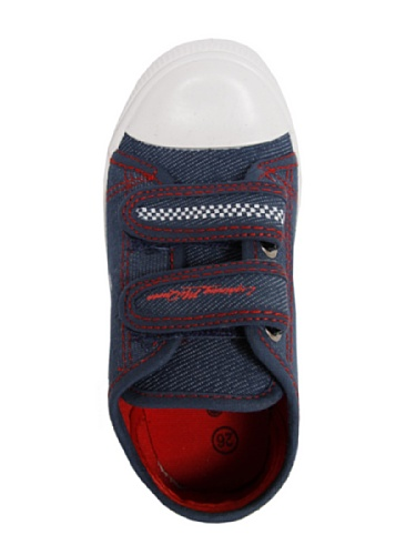 Disney Zapatillas textil Cars Azul