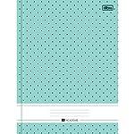 Caderno Brochura, Tilibra 14.9454, Multicor, Pacote com 10 Unidades
