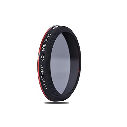 TM Portable Waterproof Multi Coated Gimbal Camera Lens Filter for DJI Zenmuse X4S D(ND16) Clearance Sale!DEESEE
