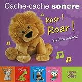 CACHE-CACHE SONORE ROAR ! ROAR