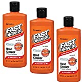 Permatex Fast Orange Fine Pumice Lotion Hand Cleaner - 7.5 Fluid Ounce (3 Pack)