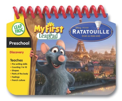 My First LeapPad Educational Book: Ratatouille by LeapFrog (Image #2)