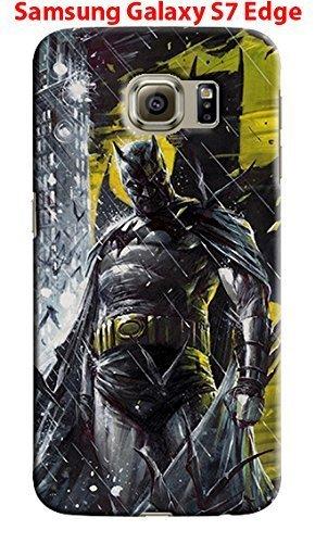 competitive price aae58 c5253 Batman for Samsung Galaxy S7 Edge Hard Case Cover (Bat18)