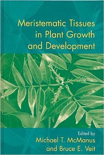 Livres à télécharger gratuitement italano Meristematic Tissues in Plant Growth and Development (Sheffield Biological Siences) (Littérature Française) PDF PDB