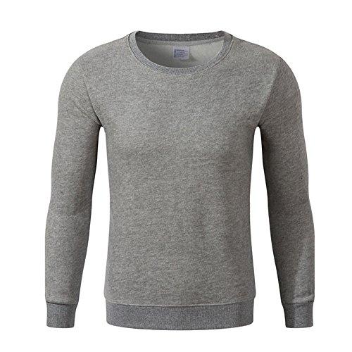 YanHoo Ropa Hombre Inside suéter Hombre Storm 2018 Primavera Moda otoño e Invierno Camiseta Casual Sudadera Hombres Cremallera suéter Hombre Rosado: ...