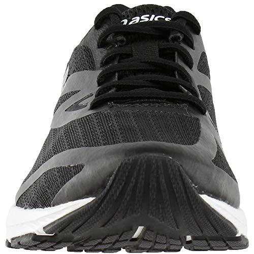 Herren Asics Blanc Noir Schuhe Amplica 1dnwqXFR