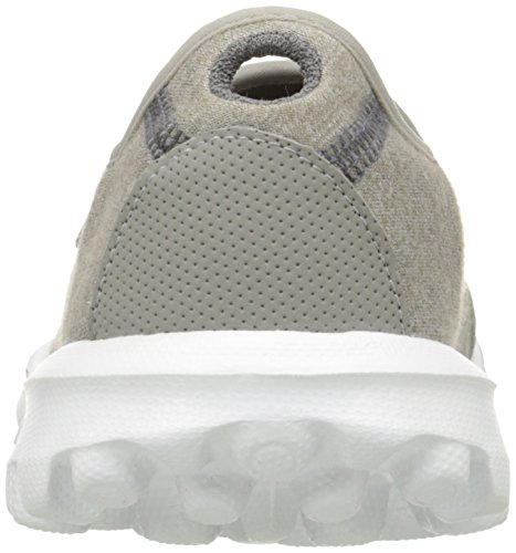 Skechers Performance Womens Go Walk Slip-on Scarpa Da Passeggio Grigia