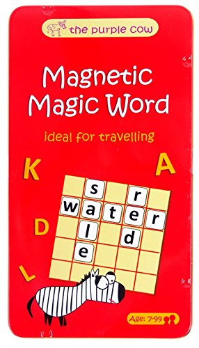 Magnetic Travel  Magic Word Game - Car Games , Airplane Games and Quiet Games