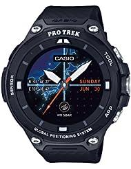 日亚:日亚海淘!CASIO 卡西欧 WSD-F20-BK RPO TREK GPS智能手表49561日