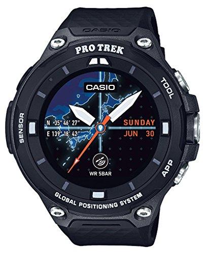 カシオ CASIO スマートアウトドアウォッチ プロトレックスマート GPS搭載 WSD-F20-BK メンズの商品画像