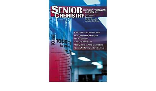 Senior chemistry a course companion for year 12 ebook ray stanley senior chemistry a course companion for year 12 ebook ray stanley anton calabrese sandra reynolds des joyce amazon kindle store fandeluxe Gallery
