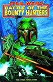 Battle of the Bounty Hunters (Star Wars) [Pop-up Comic Book]