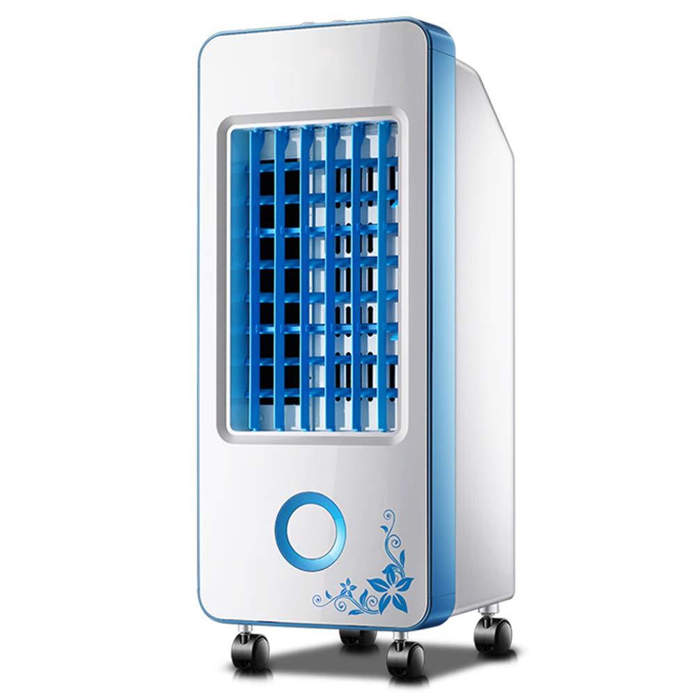 エアコン本体 モバイルエアコン エアコン 空調ファン 冷風機 風よけ クーラー 人気 家庭用6L水タンクプーリー3速調整可能 TINGTING   B07G5CXNQC