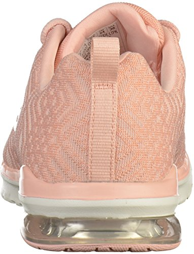 Aglow Donna Skech Sneaker air All Infinity Skechers Rosa xw7qIf6fC