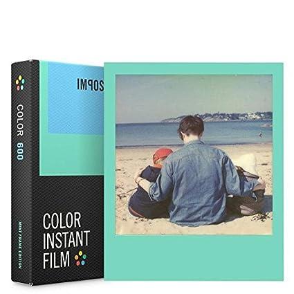 Impossible prd4514 Polaroid 600 (y Lab Película instantánea, Color, 600  Menta, Mint 715697c7bf