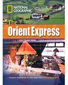 The Orient Express + Book with Multi-ROM: Footprint Reading Library 3000